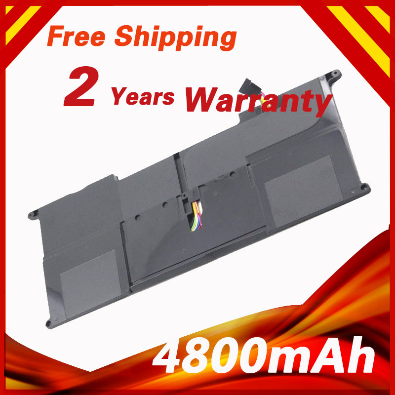 4800mAh 7.4V C23-UX21 C23UX21 laptop battery For Asus Zenbook UX21 UX21A UX21E Ultrabook Series c22 ux31 battery for asus c23 ux31 zenbook ux31a ux31e ultrabook series