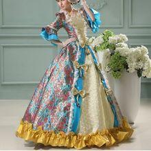 Средневековое платье в стиле ренессанса; платья королевы принцессы; бальное платье для косплея в викторианском стиле, готическом стиле, стиле Марии Антуанетты, в стиле «civil war», «Colonial Belle»