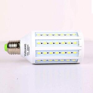 Image 2 - 写真照明 35 ワット LED 電球 220 12V 5500 5500k フォトスタジオランプ 1 個 E27 インタフェース用一眼レフアクセサリーソフトボックスビデオライト