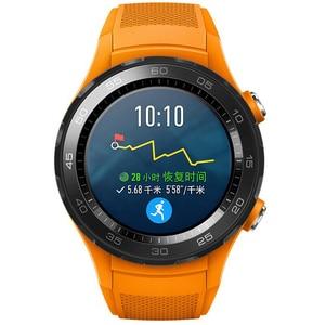 Image 5 - Original huawei relógio 2 relógio inteligente bluetooth esim telefone chamada rastreador de freqüência cardíaca para android ios ip68 à prova dip68 água nfc gps