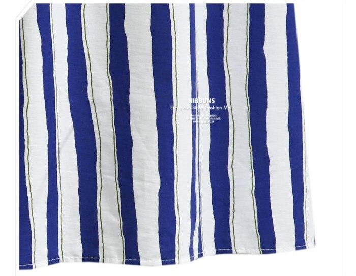 Verano Camisas Mujer 2017 Algodón Spaghetti Blusa Mujeres Rayas Azul Lino Hombro Tamaño Camisa Top Más borgoña Correa De Moda ZqpawZ17