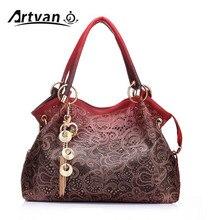 ยี่ห้อ luxury designer กระเป๋าถือผู้หญิงหญิง PU หนัง hollow out tassel กระเป๋า ladies messegner ไหล่กระเป๋า bolsa feminina LH33