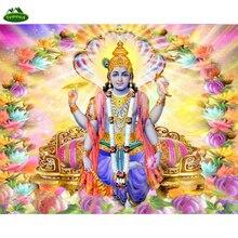 Diamond Painting Shiva-Day Radha Krishna Stickers Mosaic-Kit Cross-Stitch Full-Embroidery