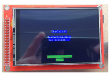 35 inch LCD Display Screen  Shield Accessory extension board development kit electronic toy