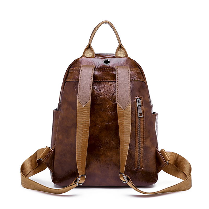 2019 Latest Girl Backpack Trend Design Mobile Phone Change Daily Necessities Female Bag Beautiful Personality Woman Backpack 4