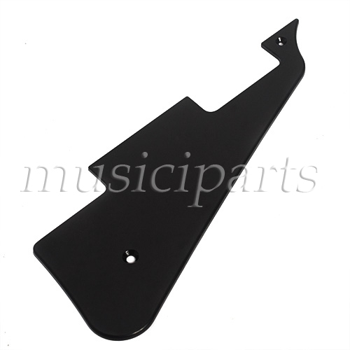 50Pcs Black Guitar Pickguard for Electric Guitar Parts Standard Replacement Parts musiclily 3ply pvc outline pickguard for fenderstrat st guitar custom