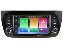 PARA FIAT DOBLO DECKLESS Octa-core Android 6.0 reproductor de DVD Del Coche (8 Núcleos) 2G RAM 1080 P 32 GB ROM WIFI gps multimedia car auto estéreo