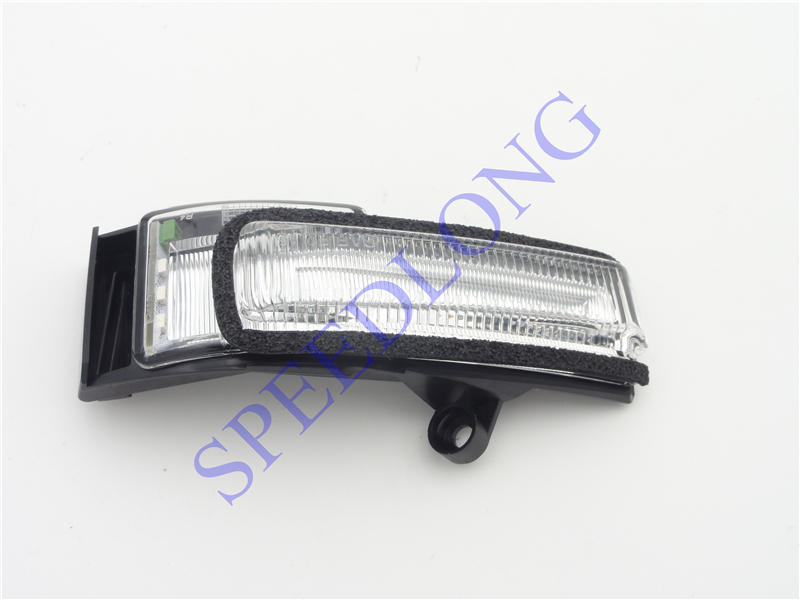 1 PC Right Side rear view mirror indicator light turn signal lamp for FORD F150 LOWER CONFIGURATION 2015-2016 1 psc left side mirror indicator light turn signal lamp for mazda 6 2 0l 2008