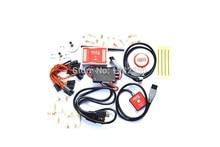 Oryginalny kontroler lotu Naza M Lite w/ PMU + LED + kable + M8M GPS w/stojak na quacoptera multicoptera
