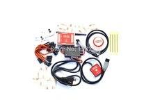 オリジナルナザ m lite の飛行コントローラボード w/pmu + led + ケーブル + M8M gps/スタンド quacopter ため multicopter