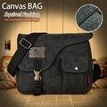 Ardilla moda vogue patrón marca denim hombre de lona ocasional bolsa de mensajero maletín de negocios versátil hombre bolsas de los hombres de la vendimia