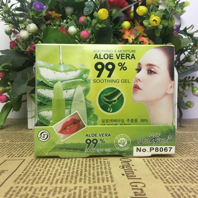 PNF Brand Aloe Vera Natural Moisturizer Lipstick 3
