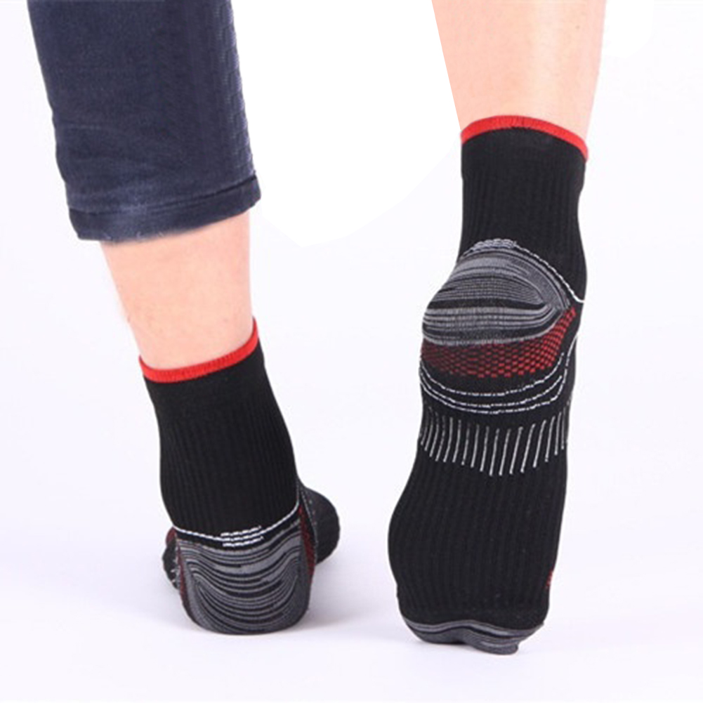 Unisex Veins Socks Compression for Plantar Fasciitis Heel Spurs Arch Pain Sports