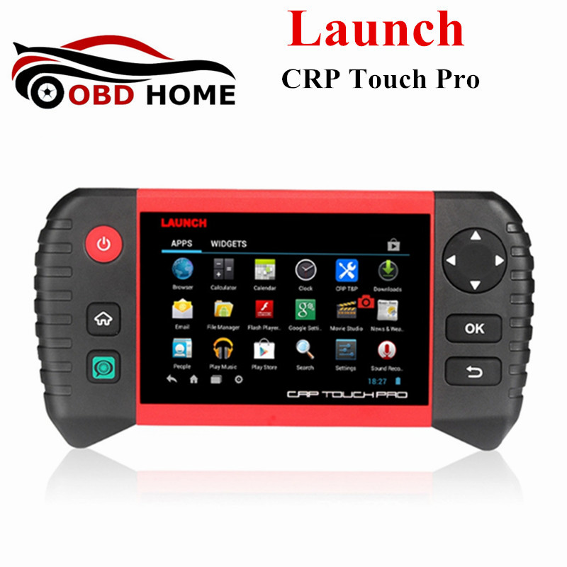 New Customized Launch Creader CRP Touch Pro Full System Diagnostic Scanner Launch CRP Touch Pro Support WiFi Update Online все цены