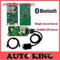 Последние 5.008R2 Keygen TCS CDP Один Зеленый Доска CDP Сканер Bluetooth + NEC Реле + многоязычная для Автомобилей грузовики Диагностические Для