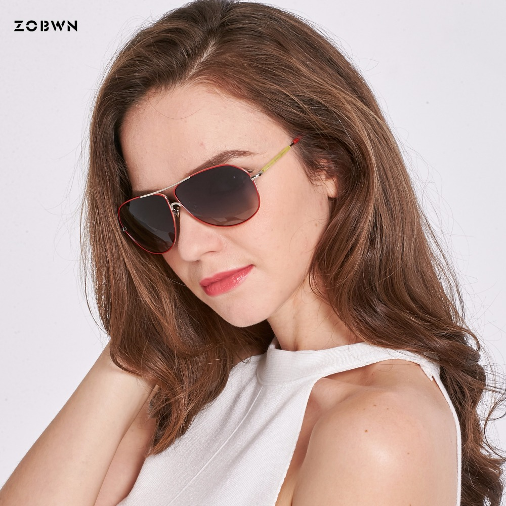 Uv400 Frauen De Förderung Sonnenbrille Lens Anti Sunglas Sol Markendesign Lentes Polariod Oculos Großhandel Occhiali Dame WnCdanx
