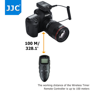 Image 5 - JJC มัลติฟังก์ชั่นไร้สาย LCD TIMER รีโมทคอนโทรลสำหรับ Canon EOS 850D 5DS R 1DC 1D 5D 7DM3 7DM2 6D 5D2 5D3 เช่น RS 80N3 TC 80N3
