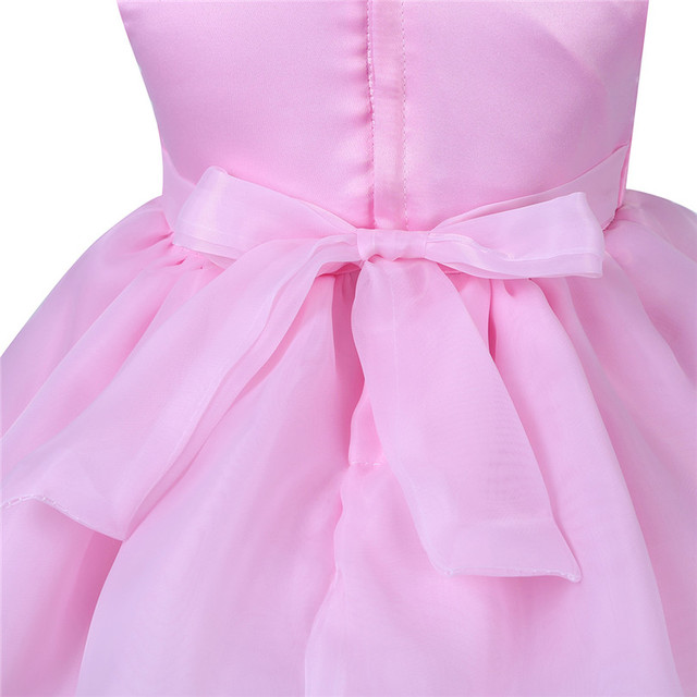 New Baby Girls Party Dresses With Bow
