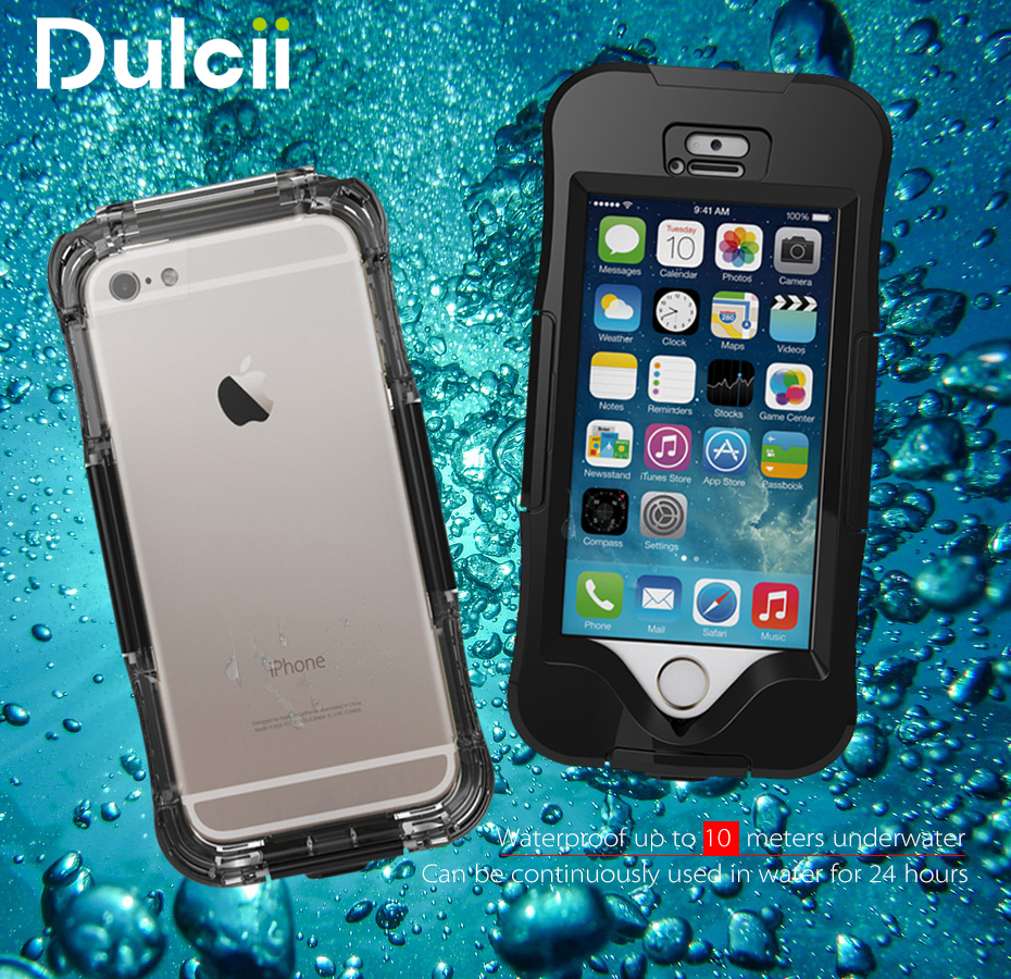 Waterproof Cases For Apple IPhone SE 5s 5 Cover IP68 10M Waterproof Case Dirt Dust Snow