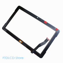 LCDOLED 11.6'' Touch Screen Digitizer Panel Glass Repair Screen For Samsung ATIV Smart PC XE700T1C Color Black