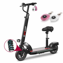 Electric scooter10inch electric bike Lithium battery adult folding generation driving twowheeled scooter mini ebike long rang