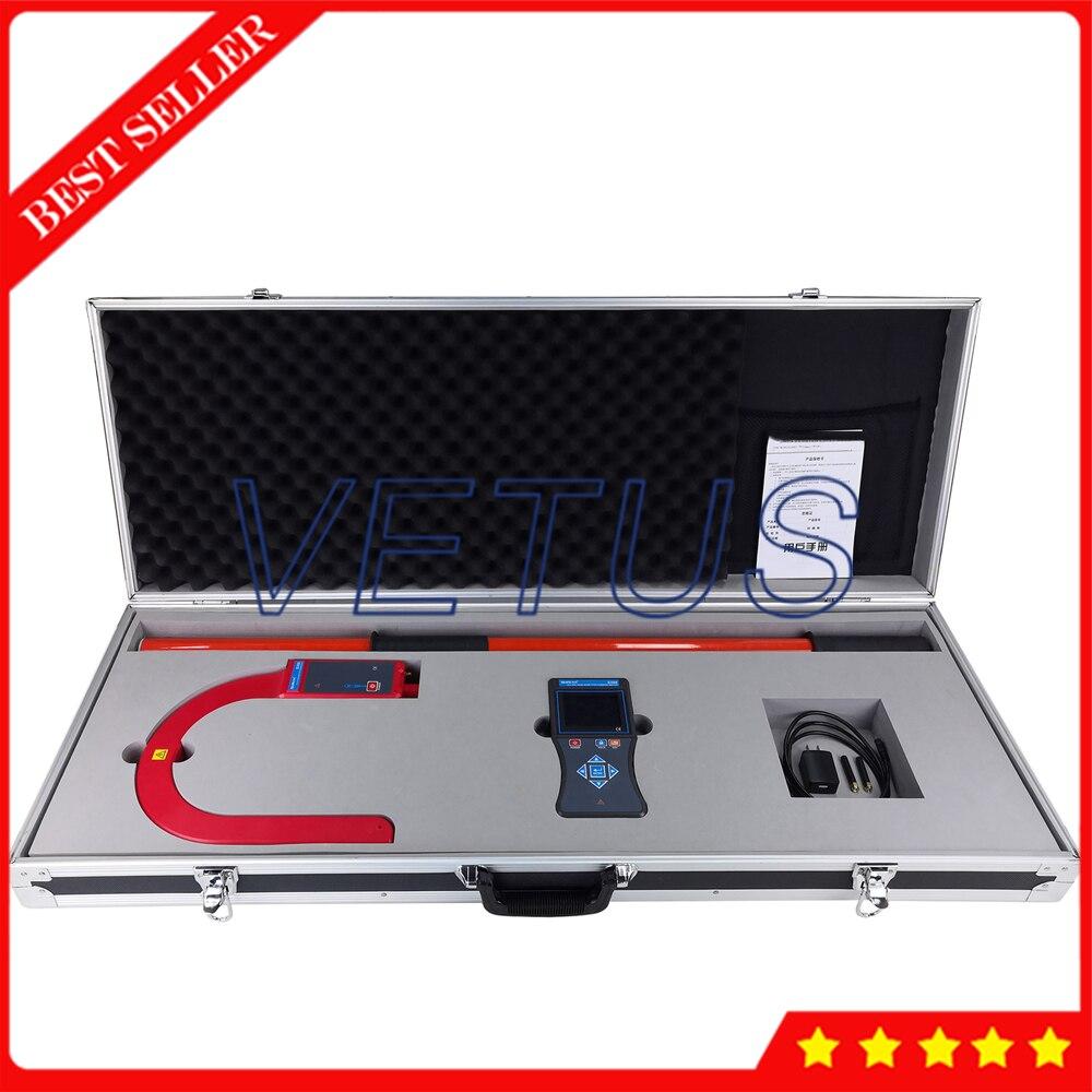 Type de crochet ampèremètre sans fil haute basse tension ampèremètre à courant alternatif S300 avec plage de courant AC 0 à 6000A