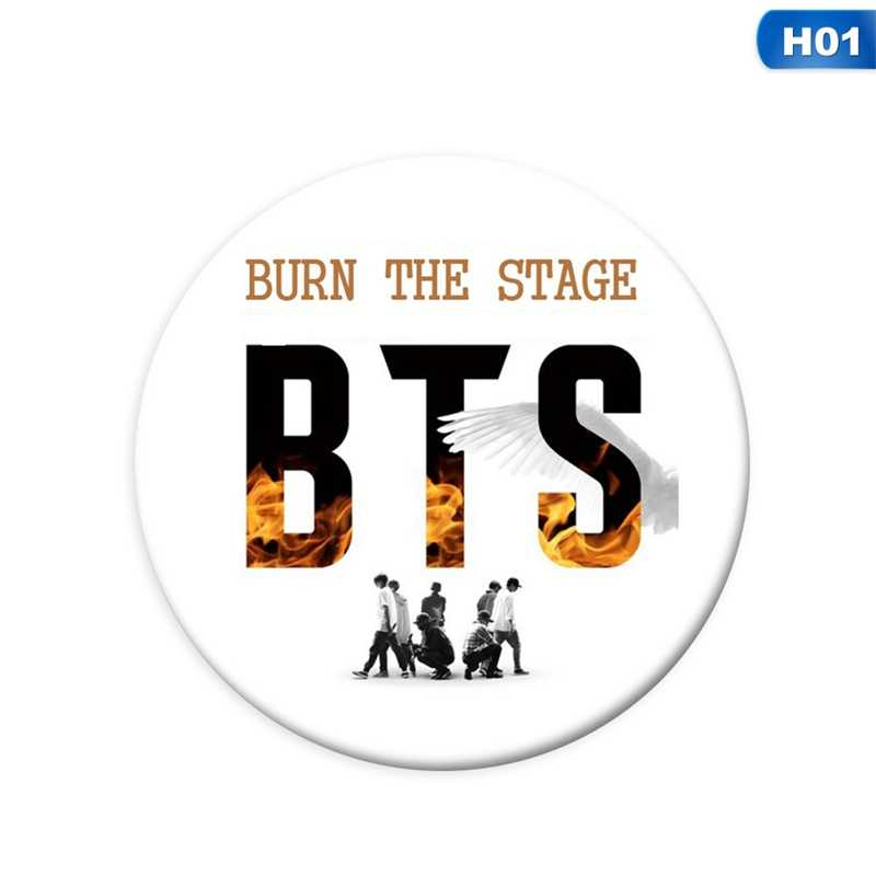 Detail Feedback Questions About Kpop Bts Bangtan Boys New Logo Album