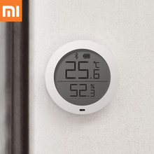 Xiaomi LCD Screen Digital Thermometer Mijia Bluetooth Temperature Smart Humidity Sensor Moisture Meter Mi Home orignal xiaomi smart temperature and humidity sensor