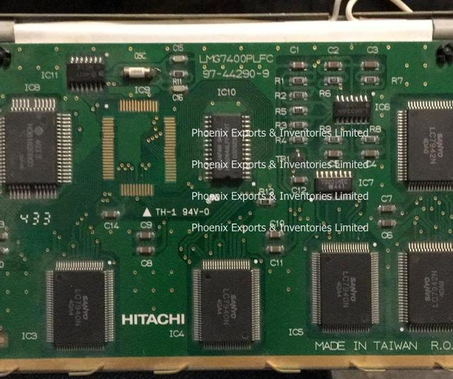 """חדש לגמרי החלפת LMG7400PLFC 5.1 """"240*128 LCD תצוגת מסך פנל LMG7400PLFC 97 44290 9"""
