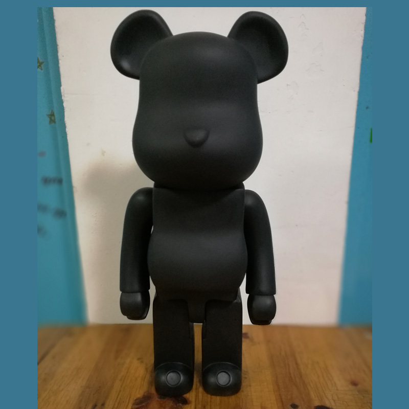 New Arrival BE@RBRICK bear BEARBRICK PVC Action Figure Toy 52cm Vinyl Art Figure as a gift for boyfriends new hot christmas gift 21inch 52cm bearbrick be rbrick fashion toy pvc action figure collectible model toy decoration