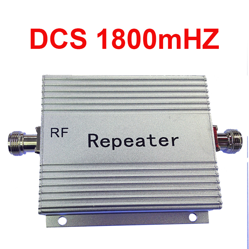 Cheapest Model DCS 1800Mhz Mobile Phone Signal Booster Gain 55dbi Repeater DCS Repeater 1800MHZ Booster 4G LTE Band 3 Booster