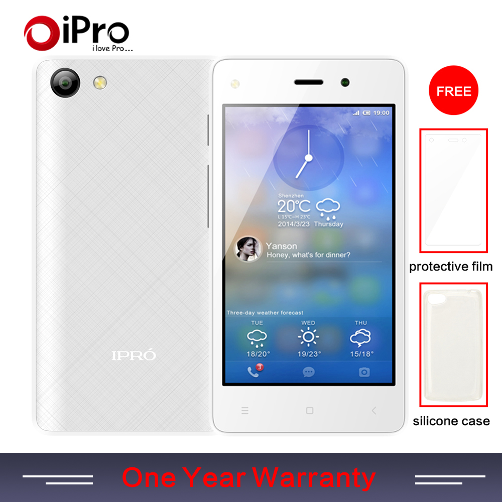 IPRO New Arrival Unlocked Smartphone Quad core Celular Android 5 1 Mobile Phone Dual SIM Cell
