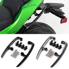 Motorcycle Accessories Modified After the Armrest Z260 Aluminum Alloy Does Not Fade or Rust for Kawasaki z650 2017-2018 стоимость