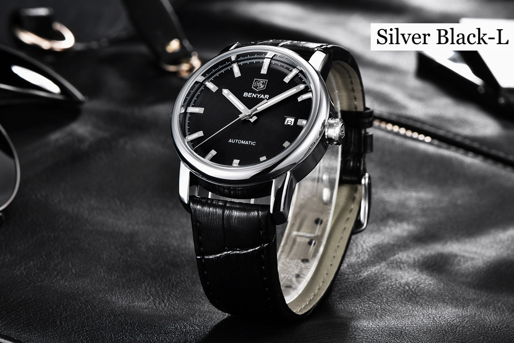HTB18Kyca2WG3KVjSZFgq6zTspXah New BENYAR Men's Mechanical Watches Automatic Mens watches Top Brand Luxury watch men WristWatch Military Relogio Masculino 2019