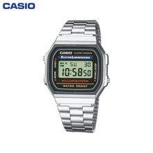 Наручные часы Casio A-168WA-1 мужские электронные на браслете