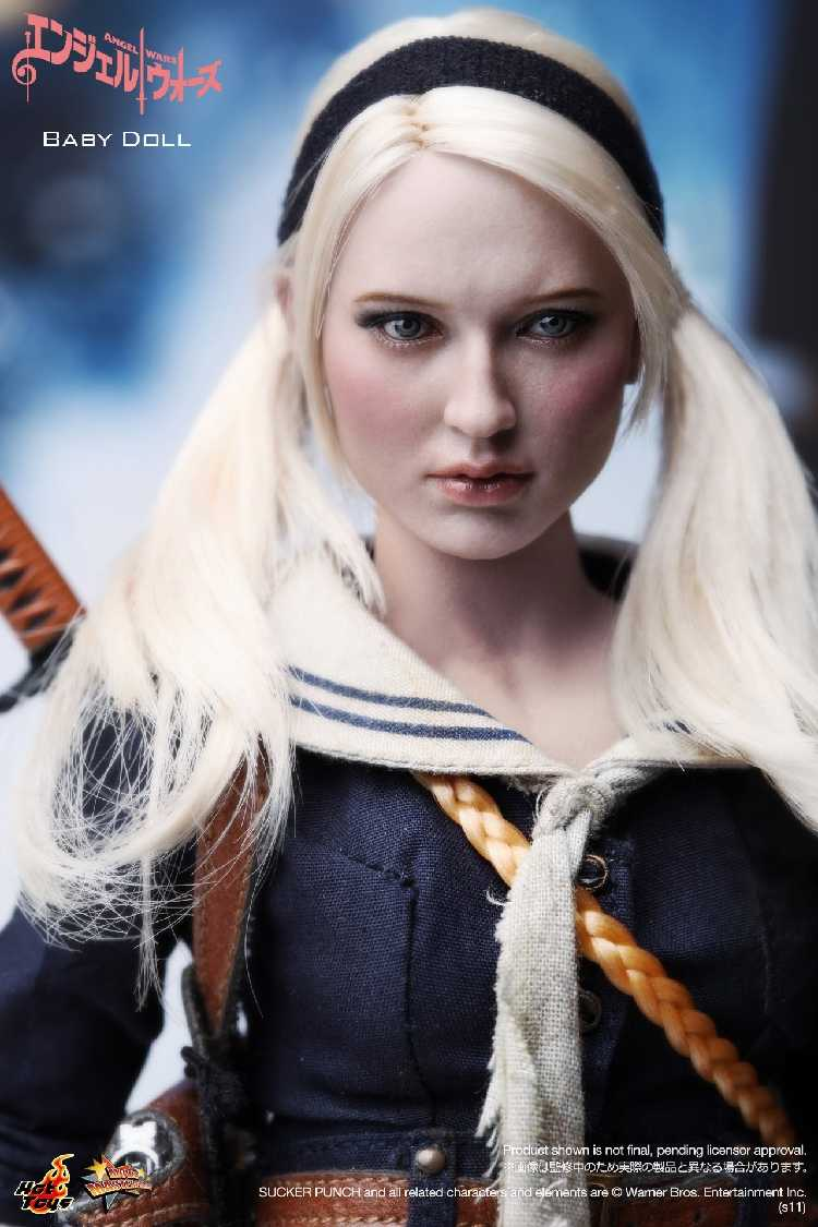 Hot Toys Babydoll Hot Toys Hottoys Ht Sucker Punch Babydoll Emily Brownng