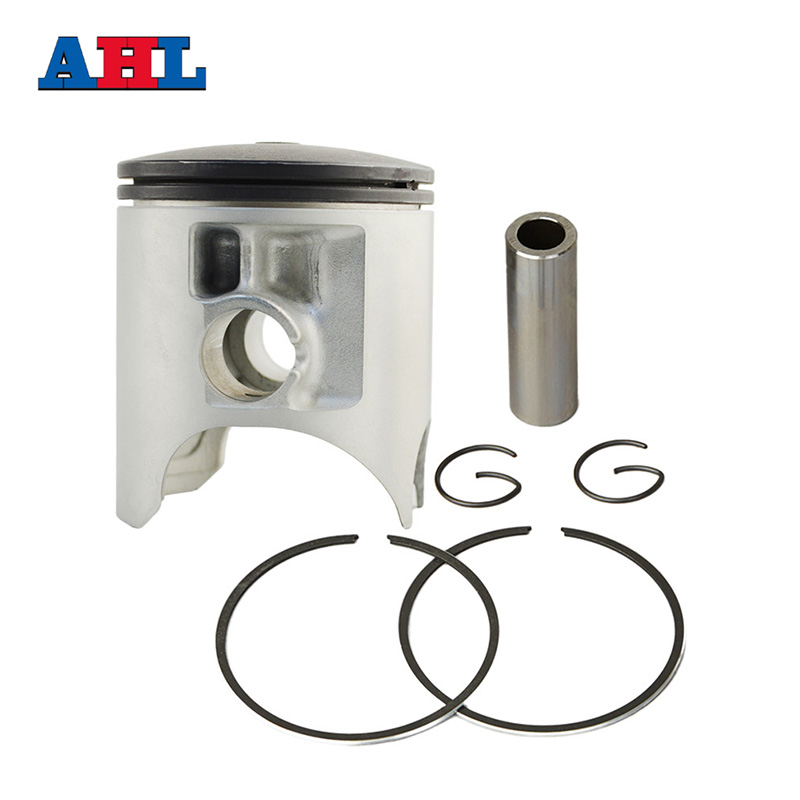 Motorcycle Engine Parts 100 Cylinder Bore Size 67mm Pistons Rings Kit For Honda CR250 CR 250