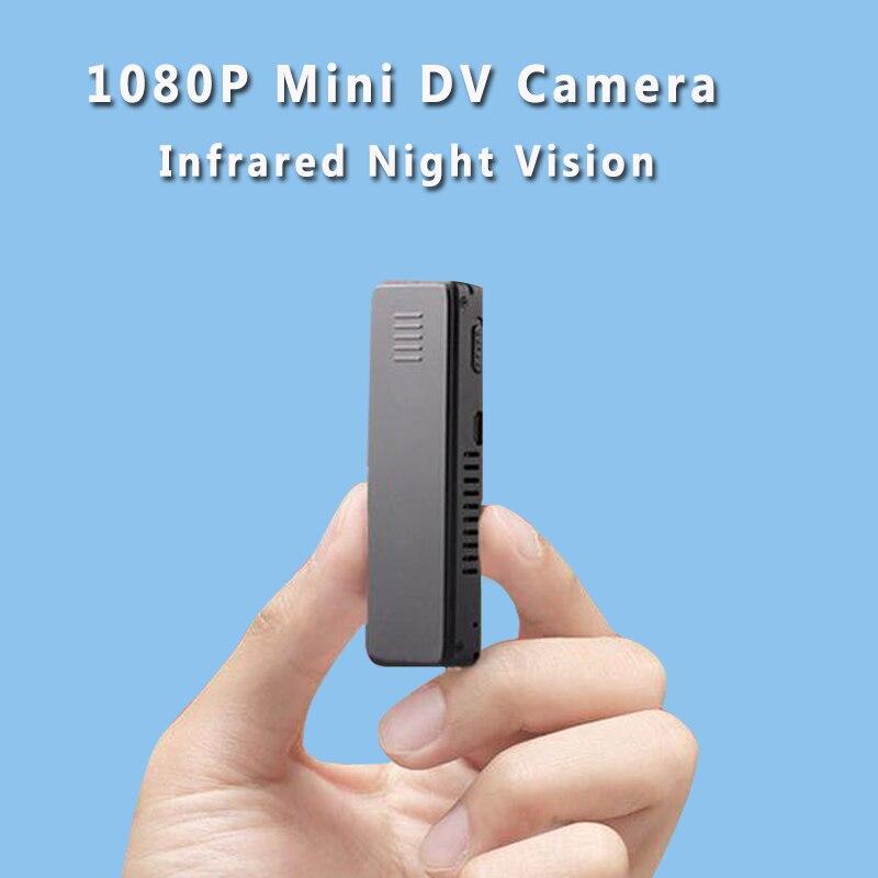 K5 Mini Camera Full HD 1080P Infrared Night Vision Mini Camera Micro Voice Recorder Digital Audio