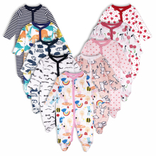 Footed Rompers Jumpsuit Clothing