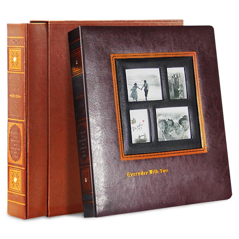 Quality Photo Albums: Big Capcity 6 Inch Photo Album Baby Family Scrapbook