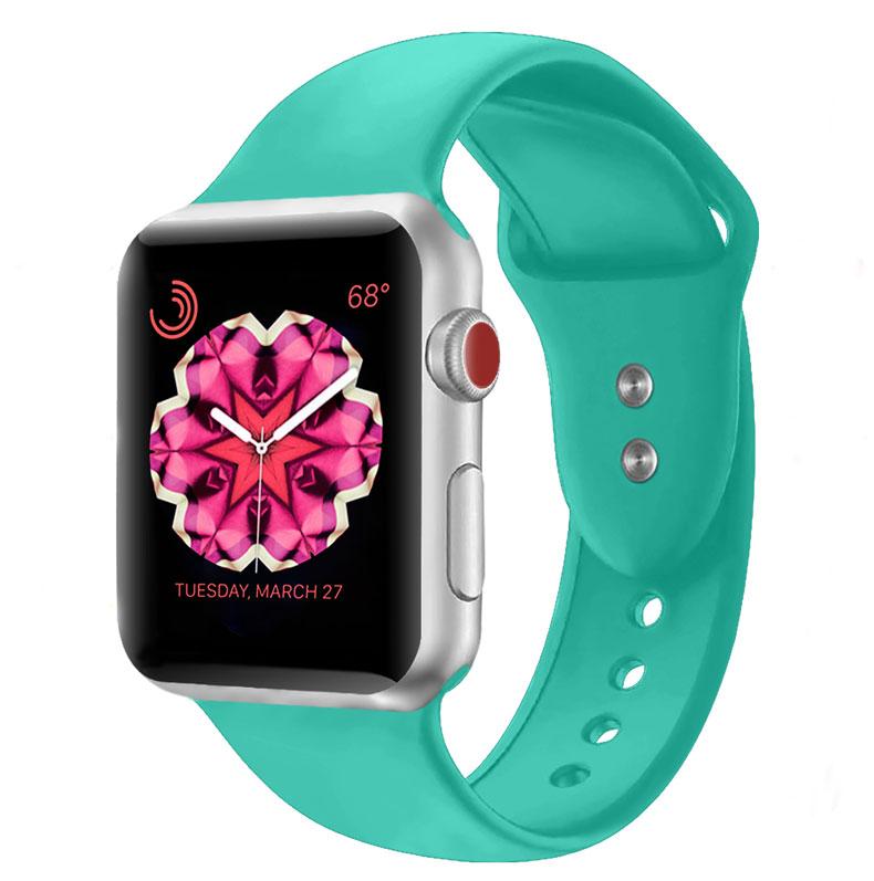 a2132c6bb14 Compatível  para a apple watch série 3 2 1 nike + EdiçãoWrist fit  42 44mm  ML  170mm ~ 210mm