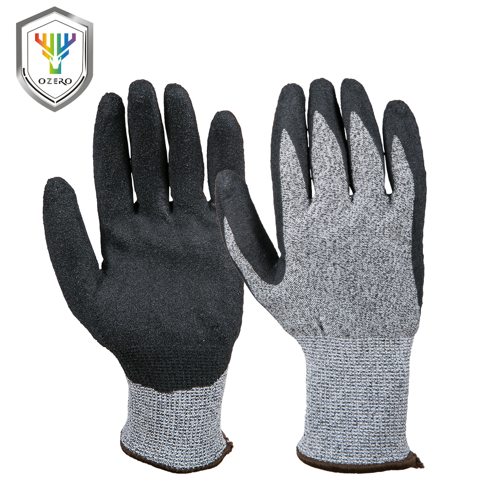 Ozero Work Cut Resistant Gloves Proof Protect Stainless
