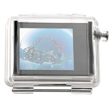 EACHSHOT 2.0'' LCD External Monitor Display Viewer Non-touch Screen With Cover Waterproof Protective Case for Gopro Hero 4 3 original screen for gopro hero 3 lcd gopro3 gopro hero 4 lcd screen dog 3 screen gopro 4 fuselage display repair parts