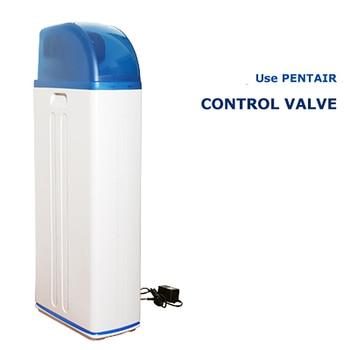 Armario Coronwater, sistema de descalcificador de agua, CCS1-CSM-835, para suavizar la dureza del agua, CCS1-CSM-835