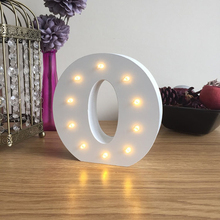 LED letter lights wedding layout decoration creative marriage proposal birthday props