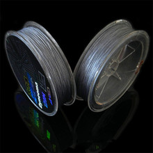 New High Quality PE Fishing Lines Braided Fishing Line 4 Strands 100 m Wearable line Multifilament Fly Fishing Lines Saltwater
