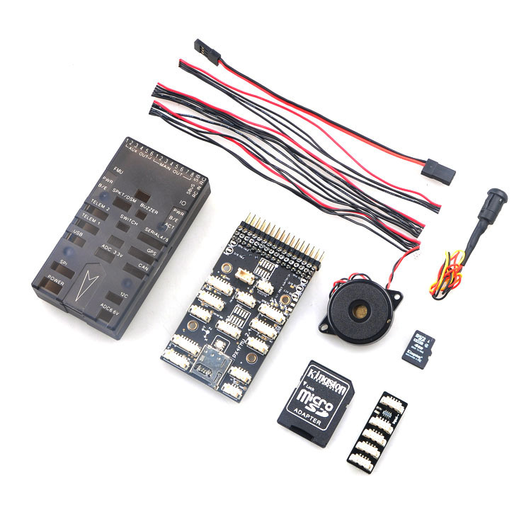 pixhawk 2.4.5 px4 32bits flight controller with PX4FMU+PX4IO build in sell with combo set