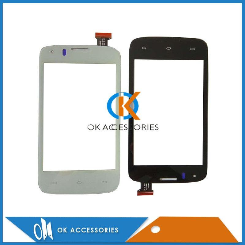 Black White Color For Prestigio PAP 4055 Touch Screen Digitizer 1PC/Lot