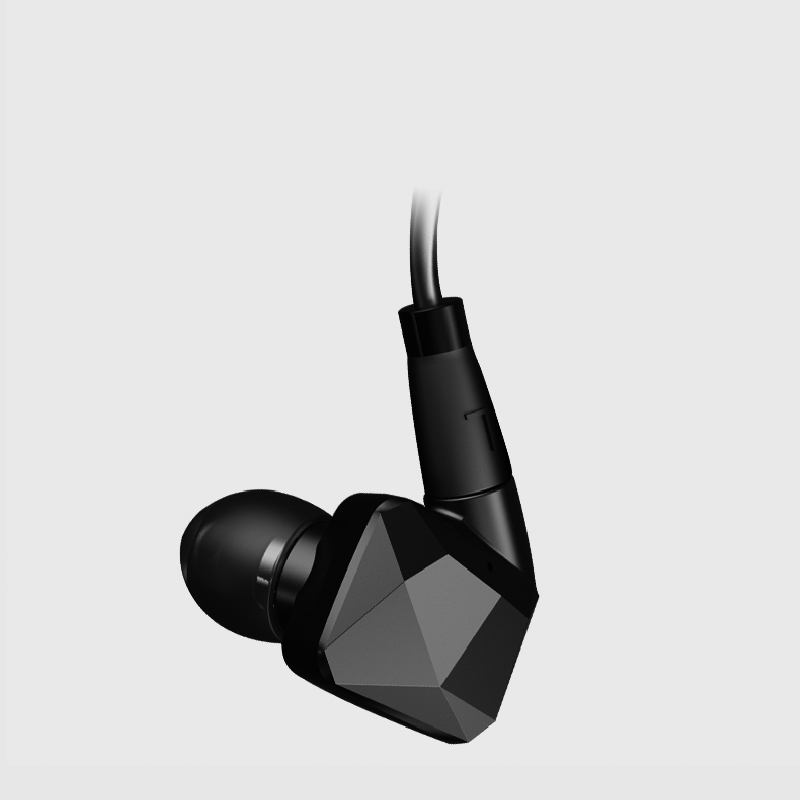 2019 Dynamic Driver HIFI In-Ear Earphone Professional Noise Isolation IEM with MMCX Detachable cable2019 Dynamic Driver HIFI In-Ear Earphone Professional Noise Isolation IEM with MMCX Detachable cable