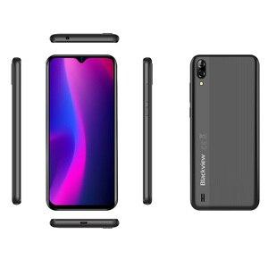 Image 4 - Blackview a60 6.1 19:9 1gb ram 16gb rom smartphone 4080mah bateria 13mp câmera traseira mt6580 quad core android 8.1 telefone móvel